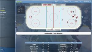 миниатюра скриншота NHL Eastside Hockey Manager 2007