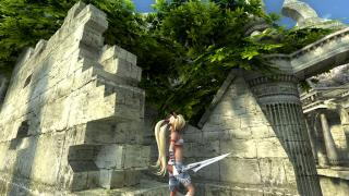Скриншоты  игры Oniblade