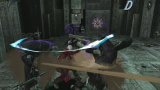 Скриншот Devil May Cry 3: Dante's Awakening