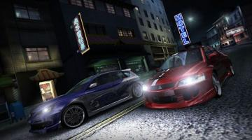 Скриншот Need for Speed: Carbon