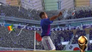 Скриншоты  игры FIFA World Cup 2002