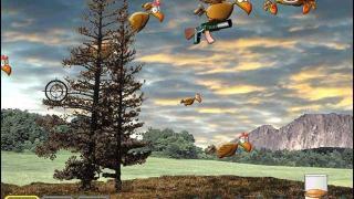 Скриншоты  игры Chicken Shoot