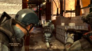 Скриншоты  игры Tom Clancy's Rainbow Six: Vegas