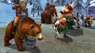 Скриншот Heroes of Might and Magic 5