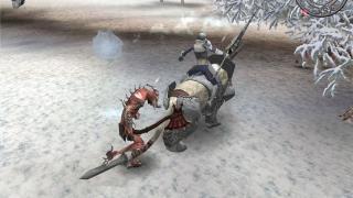 Скриншоты  игры Fallen Lords: Condemnation