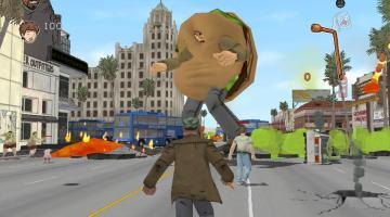 Скриншот Bad Day L.A.