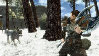 Скриншоты  игры Gothic 3