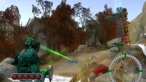 миниатюра скриншота Bionicle Heroes