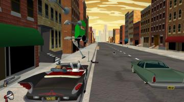 Скриншот Sam & Max: Save the World