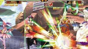 миниатюра скриншота Guilty Gear X