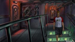 Скриншот Runaway 2: The Dream of the Turtle
