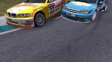 Скриншот RACE: The Official WTCC Game