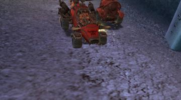 Скриншот Earache Extreme Metal Racing
