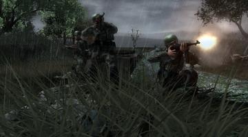Скриншот Call of Duty 3
