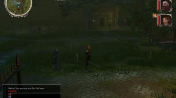 Скриншот Neverwinter Nights 2
