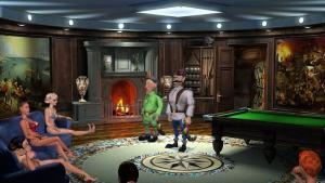 миниатюра скриншота Petka 007: Gold Party