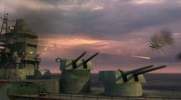 Скриншот Battlestations: Midway
