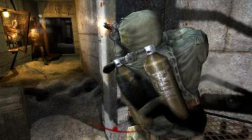 Скриншот S.T.A.L.K.E.R.: Shadow of Chernobyl