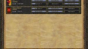 миниатюра скриншота Warhammer: Mark of Chaos - Battle March