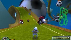 миниатюра скриншота Crazy Frog Racer 2