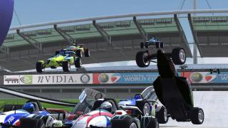 Скриншот TrackMania Nations