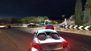 Скриншоты  игры TrackMania Sunrise