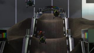 Скриншот TrackMania United