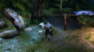Скриншоты  игры Wolfhound: Way of the Warrior