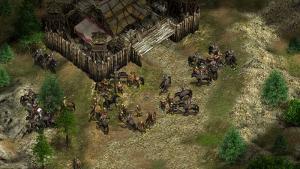 миниатюра скриншота Celtic Kings: Rage of War