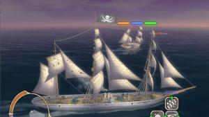 миниатюра скриншота Swashbucklers: Blue vs. Grey