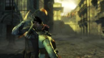 Скриншот Dark Sector