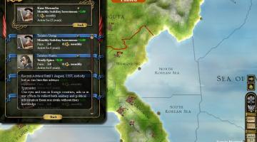 Скриншот Europa Universalis 3