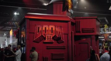 Скриншот Doom 3