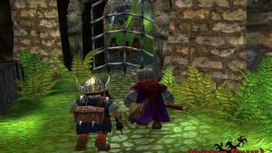 миниатюра скриншота Brave Dwarves: Creeping Shadows