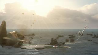 Скриншоты  игры Battlestations: Midway