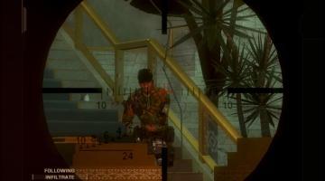 Скриншот Tom Clancy's Rainbow Six: Vegas