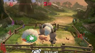 Скриншот Rayman Raving Rabbids