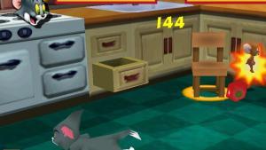 миниатюра скриншота Tom and Jerry: Fists of Fury