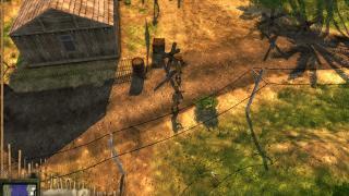 Скриншоты  игры Hired Guns: The Jagged Edge