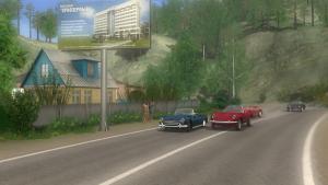 миниатюра скриншота Rally: Black Sea