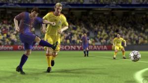 миниатюра скриншота UEFA Champions League 2006-2007