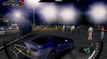 Скриншот Adrenalin 2: Rush Hour