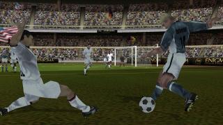 Скриншоты  игры Pro Soccer Cup 2002