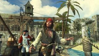 Скриншот Pirates of the Caribbean: At World's End