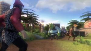 миниатюра скриншота Shrek the Third