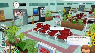 Скриншоты  игры Hospital Tycoon