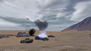 миниатюра скриншота Arma: Cold War Assault