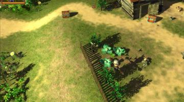 Скриншот Gluk'Oza: Action