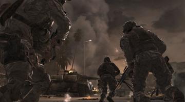 Скриншот Call of Duty 4: Modern Warfare