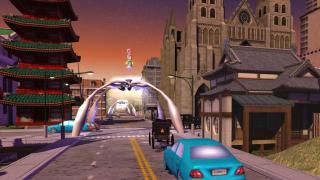 Скриншоты  игры SimCity Societies